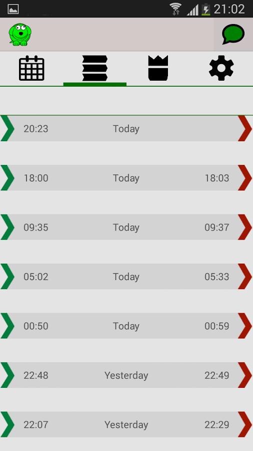 دانلود WhatsDog واتس داگ نمایش زمان انلاین شده مخاطبین واتس آپ