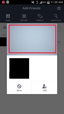اموزش دیدن پست ها بدون قبول کردن اد دریافتی در لاین LINE