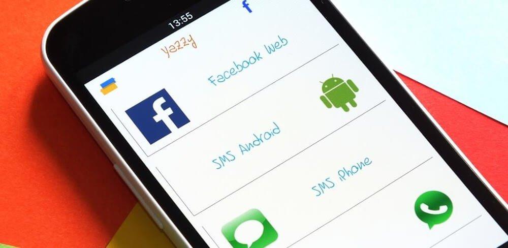 دانلود Yazzy 2.30.0 برنامه ساخت چت جعلی واتساپ و تلگرام اندروید