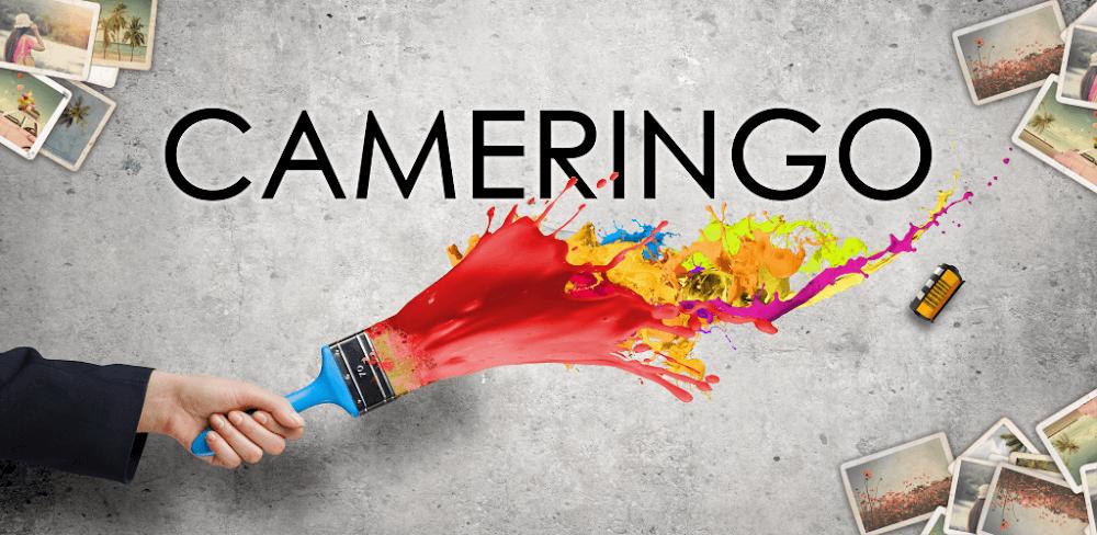 دانلود Cameringo+ 2.8.35 برنامه افکت گذاری روی تصاویر اندروید