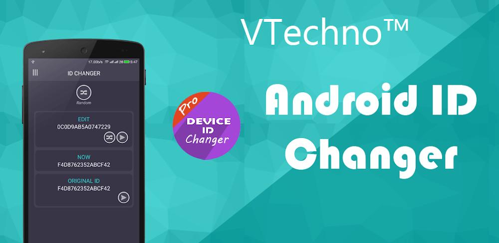 دانلود Device ID Changer 4.0.0 برنامه ایدی چنجر تغییر ایدی اندروید + آموزش