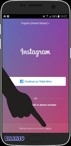 آموزش بازیابی اکانت هک شده اینستاگرام Instagram