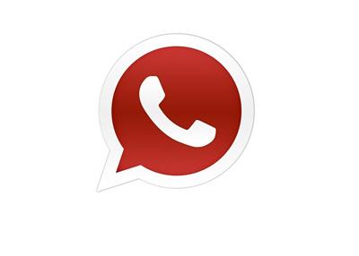 دانلود WhatsApp Red 2.19.17 نسخه جدید واتساپ قرمز اندروید