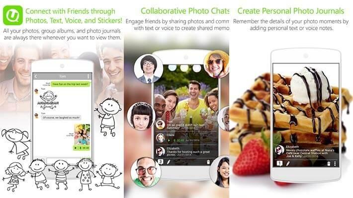 دانلود U Messenger یو مسنجر برای اندروید