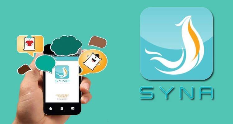 دانلود Syna 2.2.6 ساینا مسنجر فارسی برای اندروید