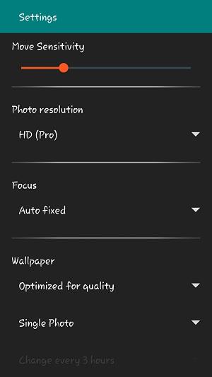 دانلود Phogy 3D Pro عکاسی سه بُعدی برای اندروید