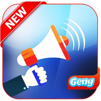 دانلود Voice Changer Geny 1.0.1 برنامه ویس چنجر برای اندروید