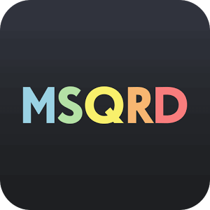 دانلود MSQRD 1.8.4 برنامه ام اس کیو ار دی تغییر چهره در اندروید