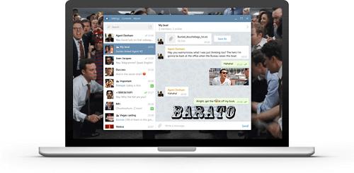 دانلود Telegram Desktop تلگرام برای کامپیوتر + اجرا در کامپیوتر