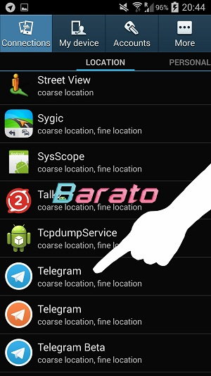 آموزش ساخت اکانت تلگرام بدون دسترسی به مخاطبین - مخفی کردن شماره