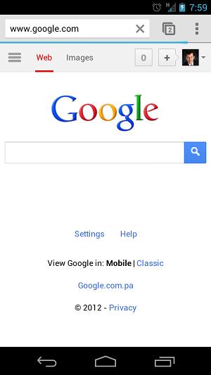 دانلود Chrome مرورگر گوگل کروم برای اندروید