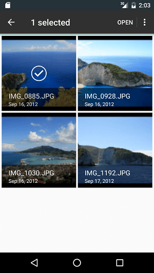 دانلود Photo Resizer برنامه کاهش حجم عکس در اندروید