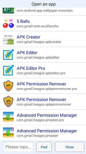 دانلود APK Permission Remover Pro قطع دسترسی های برنامه های اندروید