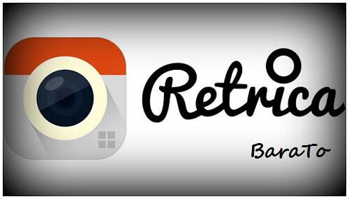دانلود Retrica رتریکا برنامه عکاسی حرفه ای برای اندروید