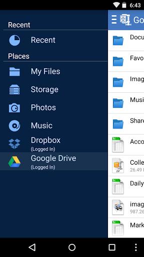 دانلود WinZip نسخه جدید برنامه وین زیپ برای اندروید