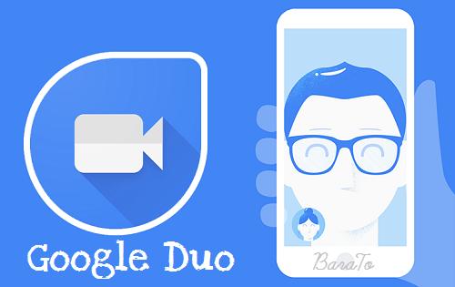 آموزش تصویری حذف اکانت گوگل دو Google Duo در اندروید