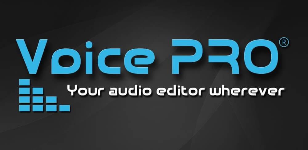 دانلود Voice Pro 4.0.28 برنامه ویس پرو ویرایش صدا برای اندروید