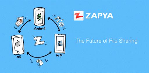 دانلود Zapya برنامه زاپیا برای اندروید