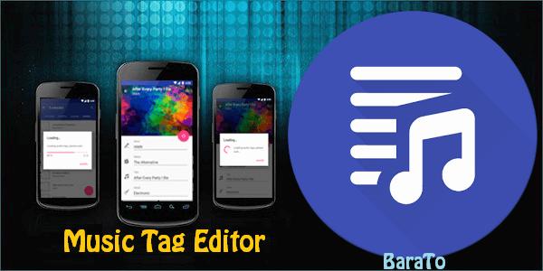 دانلود Music Tag Editor برنامه ویرایش اطلاعات آهنگ در اندروید