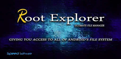 دانلود Root Explorer برنامه روت اکسپلورر فایل منیجر قدرتمند اندروید