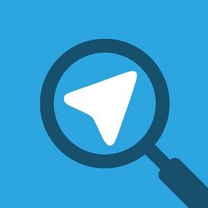 آموزش تصویری حذف سابقه جستجو در تلگرام اندروید