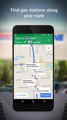 دانلود Google Maps گوگل مپ نقشه های گوگل برای اندروید