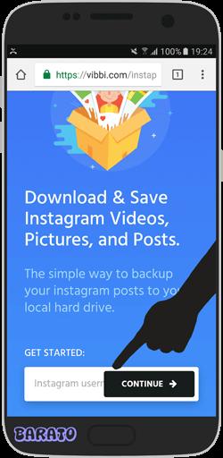 آموزش ذخیره و دانلود تمام عکس های پیج اینستاگرام - بکاپ