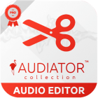 دانلود Audio Editor PRO 4.5 نرم افزار ویرایش فایل های صوتی برای اندروید