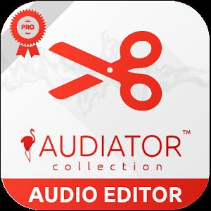 دانلود Audio Editor PRO 4.1 نرم افزار ویرایش فایل های صوتی برای اندروید