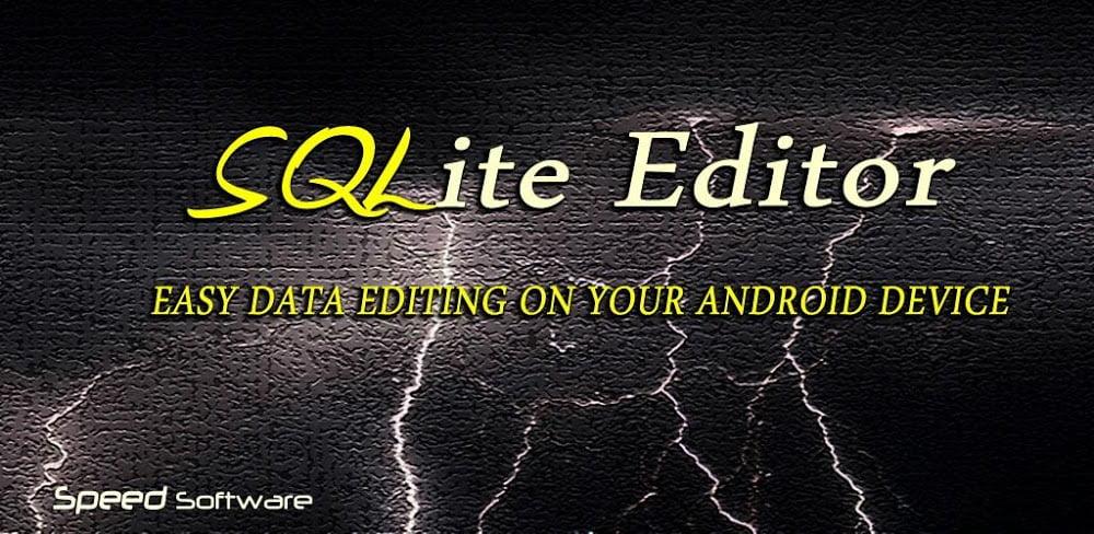 دانلود SQLite Editor 2.2.1 اس کیو لایت ویرایش دیتابیس برنامه اندروید