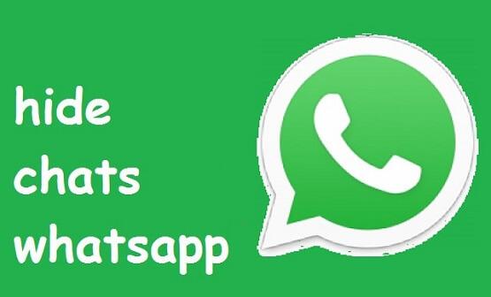 آموزش مخفی کردن چت ها در واتس آپ WhatsApp