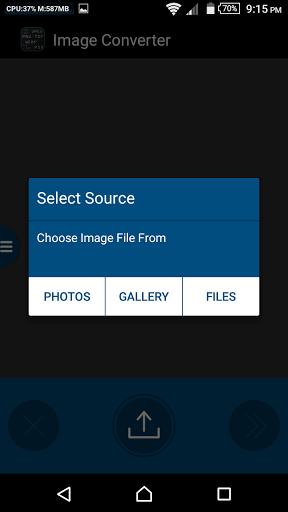 دانلود Image Converter Pro تبدیل فرمت عکس برای اندروید