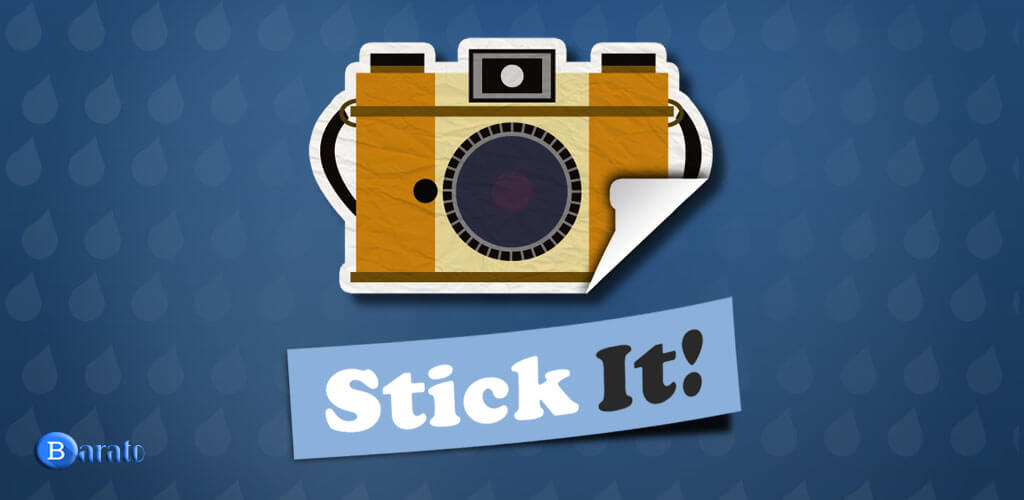 دانلود StickIt Pro 2.0.11 حذف قسمت سفید پشت عکس در اندروید