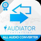 دانلود Audiator Converter PRO 5.1 نسخه جدید نرم افزار تبدیل فرمت برای اندروید