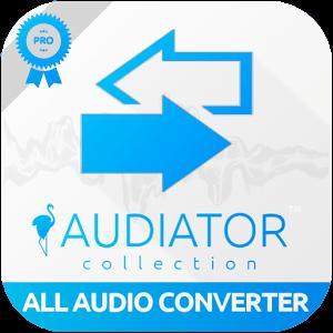 دانلود Audiator Converter PRO 5.0 نرم افزار تبدیل فرمت برای اندروید