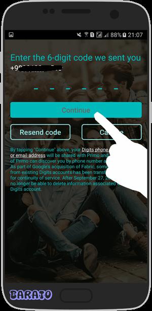 آموزش پریمو Primo ساخت شماره مجازی رایگان در اندروید