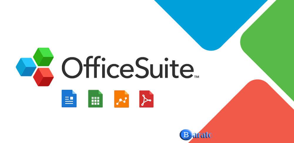 دانلود OfficeSuite 10.3.176 نسخه جدید برنامه افیس سوئیت برای اندروید
