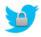 آموزش تصویری خصوصی کردن صفحه توییتر
