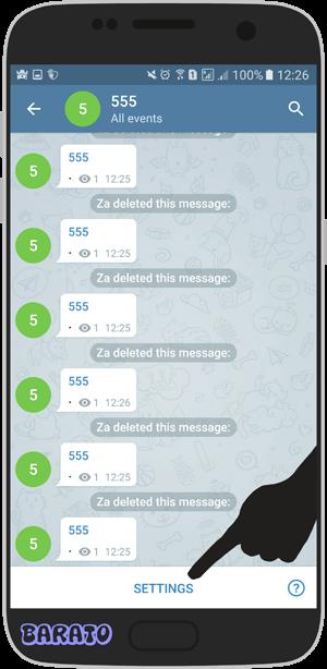 آموزش اضافه کردن مدیر اصلی به کانال تلگرام - با قابلیت اضافه کردن ادمین