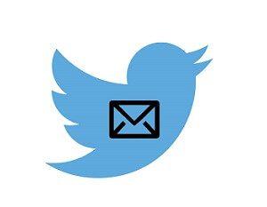 آموزش تصویری ارسال پیام خصوصی در توییتر Twitter اندروید