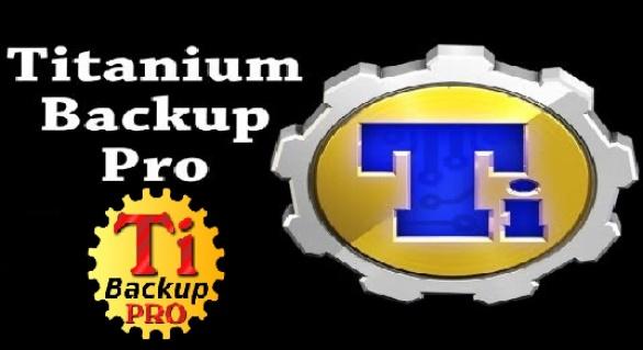دانلود نسخه جدید Titanium Backup Pro برنامه تیتانیوم بکاپ اندروید
