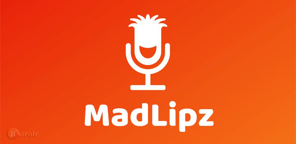 دانلود MadLipz 2.0.8 برنامه مدلیپز قرار دادن صدا روی فیلم در اندروید