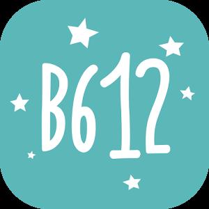 دانلود B612 8.0.5 نسخه جدید بی 612 برنامه عکس سلفی از خود در اندروید