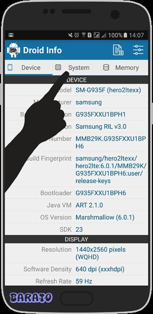 آموزش تصویری دیدن نوع پردازنده گوشی اندروید