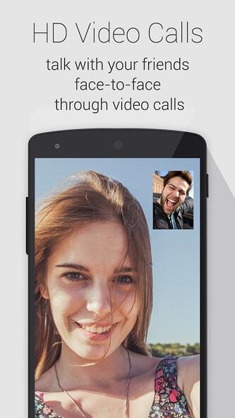 دانلود SOMA free video call and chat برنامه سوما مسنجر اندروید