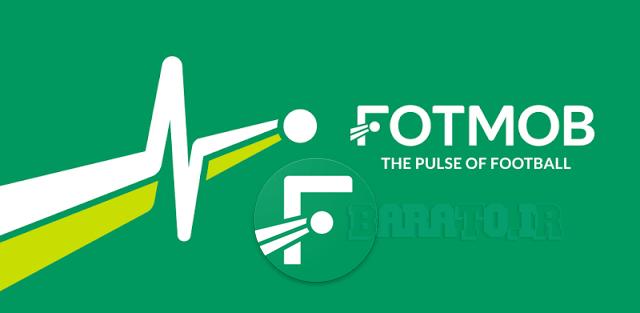 دانلود FotMob برنامه فوت موب برای اندروید مشاهده نتایج زنده فوتبال Soccer Scores Pro – FotMob