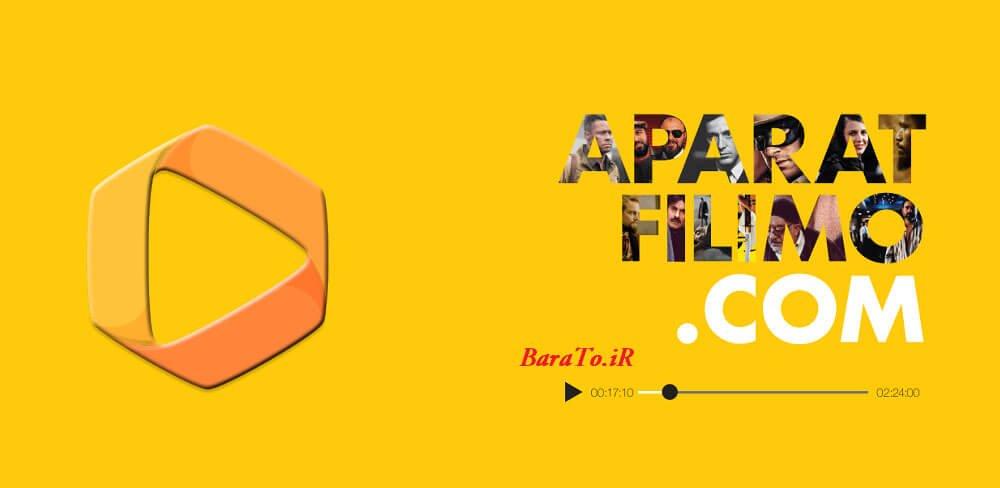 دانلود Aparat Filimo 2.9.3 آپارات فیلیمو تماشای انلاین فیلم در اندروید