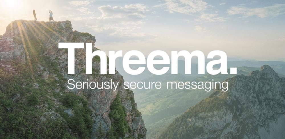 دانلود Threema 3.31 مسنجر امن تریما برای اندروید