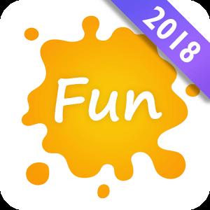 دانلود YouCam Fun 1.14.2 یوکم فان فیلتر سلفی برای اندروید