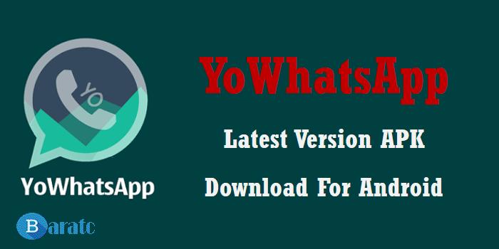 دانلود YoWhatsApp 7.35 نسخه جدید یو واتس اپ برای اندروید